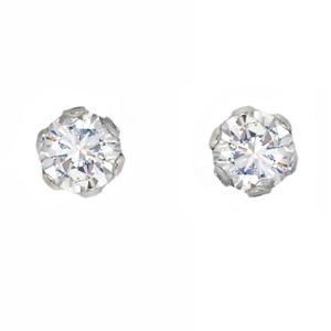 Серебряные серьги  C1227E9003