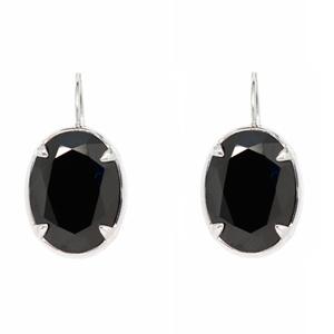 Серебряные серьги  C1231E9043