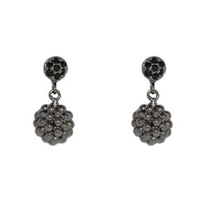 Серебряные серьги  Ювелирное изделие C1252E9043