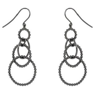 Серебряные серьги  Ювелирное изделие C1254E9000