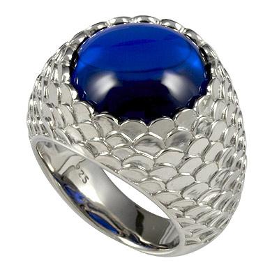 Серебряное кольцо  C1325R9031