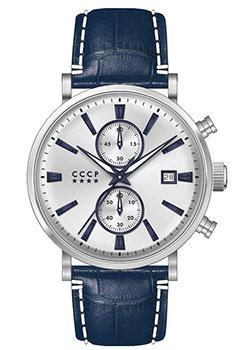Российские наручные мужские часы CCCP CP-7028-03. Коллекция Sputnik-2 фото