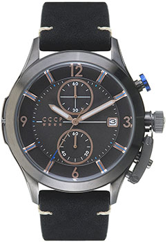 Российские наручные мужские часы CCCP CP-7033-06. Коллекция Shchuka фото