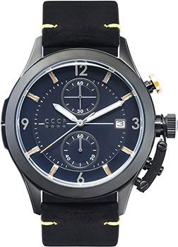 Российские наручные мужские часы CCCP CP-7033-08. Коллекция Shchuka фото