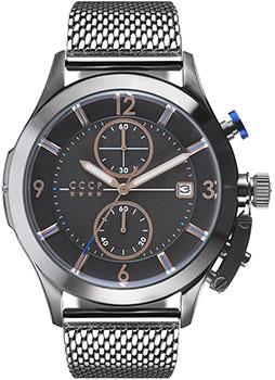 Российские наручные мужские часы CCCP CP-7033-33. Коллекция Shchuka фото