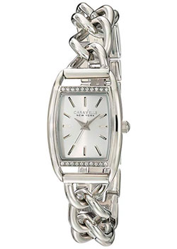 fashion наручные  женские часы Caravelle New York 43L169. Коллекция Ladies Collecion