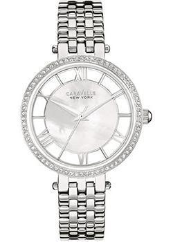 fashion наручные  женские часы Caravelle New York 43L183. Коллекция Ladies Collecion