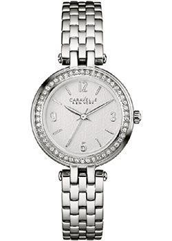 fashion наручные  женские часы Caravelle New York 43L185. Коллекци Ladies Collecion