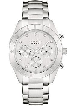 fashion наручные  женские часы Caravelle New York 43L190. Коллекция Ladies Collecion