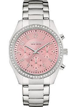 fashion наручные женские часы Caravelle New York 43L191. Коллекция Ladies Collecion