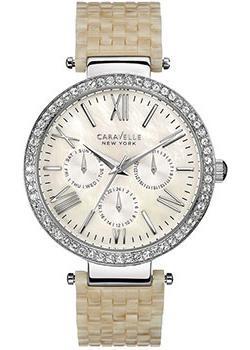 fashion наручные женские часы Caravelle New York 43N102. Коллекция Ladies Collecion