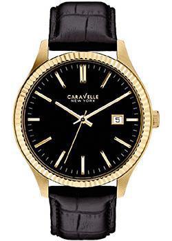 fashion наручные мужские часы Caravelle New York 44B106. Коллекция Mens Collection