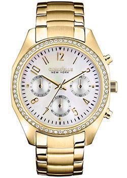 fashion наручные женские часы Caravelle New York 44L114. Коллекция Ladies Collecion