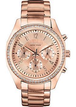 fashion наручные женские часы Caravelle New York 44L117. Коллекция Ladies Collecion