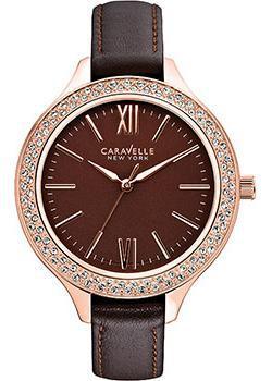fashion наручные  женские часы Caravelle New York 44L124. Коллекция Ladies Collecion