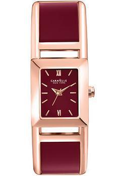 fashion наручные  женские часы Caravelle New York 44L141. Коллекция Ladies Collecion