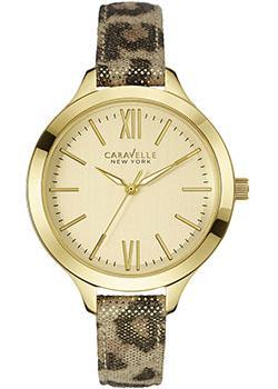 fashion наручные  женские часы Caravelle New York 44L161. Коллекция Ladies Collecion
