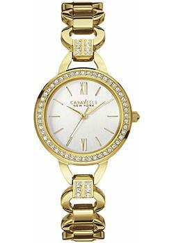fashion наручные  женские часы Caravelle New York 44L162. Коллекция Ladies Collecion