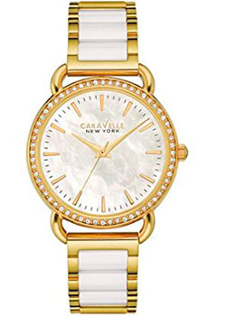 Fashion наручные женские часы Caravelle New York 44L172. Коллекция Ladies Collecion фото
