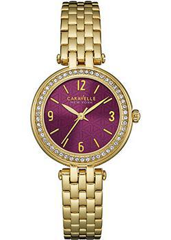 fashion наручные  женские часы Caravelle New York 44L174. Коллекция Ladies Collecion
