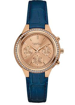 fashion наручные  женские часы Caravelle New York 44L183. Коллекция Ladies Collecion