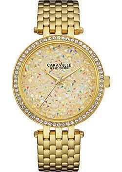 fashion наручные  женские часы Caravelle New York 44L184. Коллекция Ladies Collecion