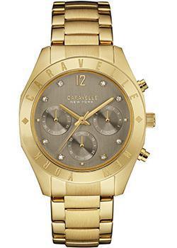 fashion наручные  женские часы Caravelle New York 44L191. Коллекция Ladies Collecion