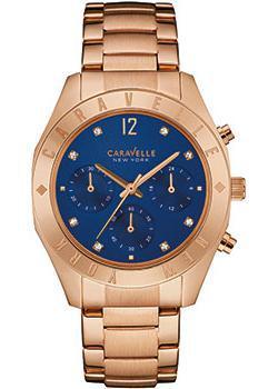 fashion наручные  женские часы Caravelle New York 44L192. Коллекция Ladies Collecion