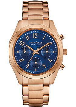 fashion наручные  женские часы Caravelle New York 44L199. Коллекция Ladies Collecion