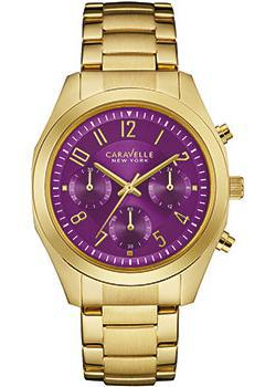 fashion наручные  женские часы Caravelle New York 44L200. Коллекция Ladies Collecion