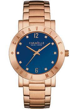 fashion наручные  женские часы Caravelle New York 44L202. Коллекция Ladies Collecion