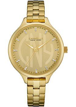 fashion наручные  женские часы Caravelle New York 44L206. Коллекция Ladies Collecion