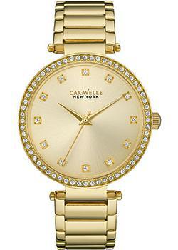 fashion наручные  женские часы Caravelle New York 44L209. Коллекция Ladies Collecion