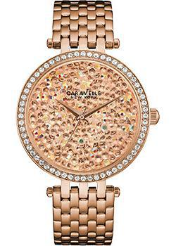 fashion наручные  женские часы Caravelle New York 44L222. Коллекция Ladies Collecion