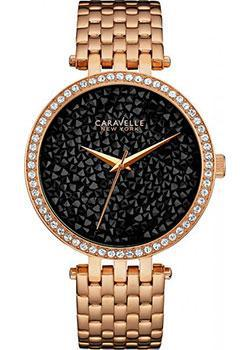 fashion наручные  женские часы Caravelle New York 44L231. Коллекция Ladies Collection