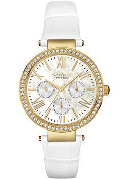 fashion наручные женские часы Caravelle New York 44N104. Коллекция Ladies Collecion