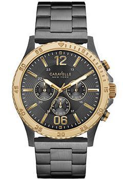 fashion наручные мужские часы Caravelle New York 45A119. Коллекция Mens Collection