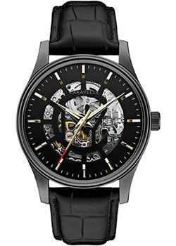 fashion наручные мужские часы Caravelle New York 45A120. Коллекция Mens Collection