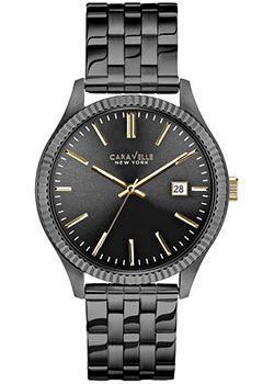 fashion наручные  мужские часы Caravelle New York 45B120. Коллекци Mens Collection