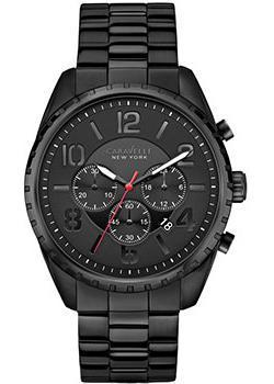 fashion наручные мужские часы Caravelle New York 45B122. Коллекция Mens Collection