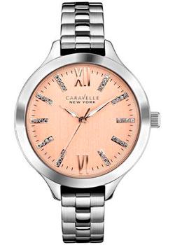 fashion наручные  женские часы Caravelle New York 45L141. Коллекция Ladies Collecion
