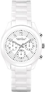 fashion наручные женские часы Caravelle New York 45L145. Коллекция Ladies Collecion