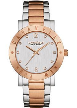 fashion наручные  женские часы Caravelle New York 45L150. Коллекция Ladies Collecion