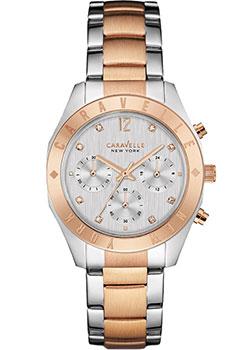 fashion наручные  женские часы Caravelle New York 45L156. Коллекция Ladies Collecion