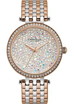 fashion наручные  женские часы Caravelle New York 45L166. Коллекция Ladies Collecion