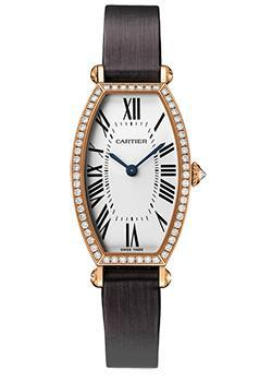 Швейцарские наручные женские часы Cartier WE400331
