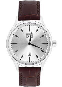 fashion наручные  мужские часы Cerruti 1881 CRA082A213B. Коллекция Giove