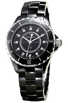 Швейцарские наручные женские часы Chanel H1625