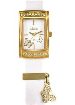 Российские наручные  женские часы Charm 50069145. Коллекция Кварцевые женские часы