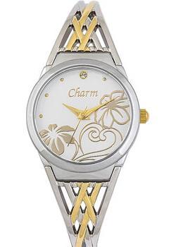 Российские наручные  женские часы Charm 51124120. Коллекция Кварцевые женские часы
